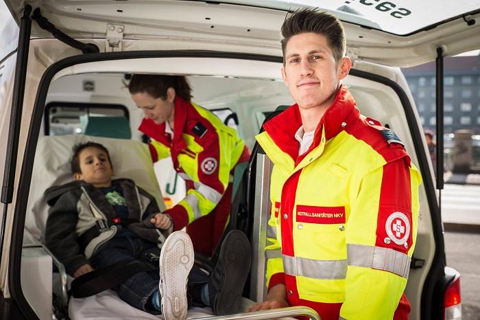 Rettungsdienst und Krankentransport - Samariterbund