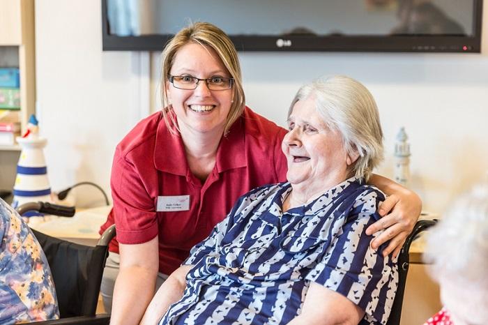 Pflege und Betreuung - Samariterbund