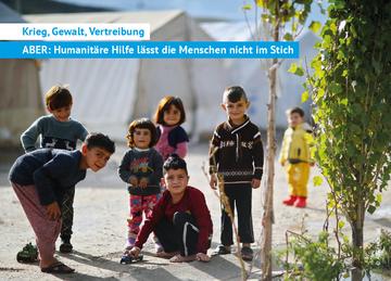 Humanitäre Hilfe - Samariterbund