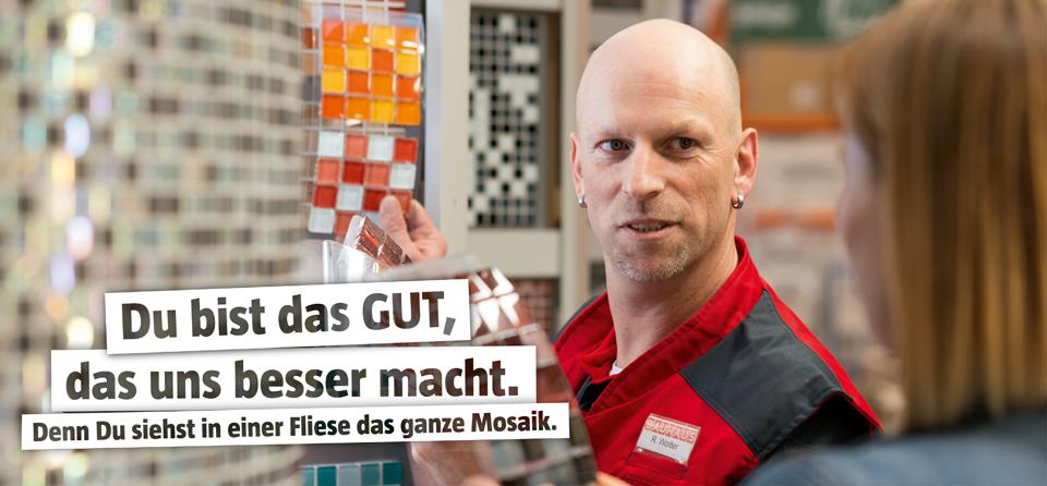 Jobs bei Bauhaus
