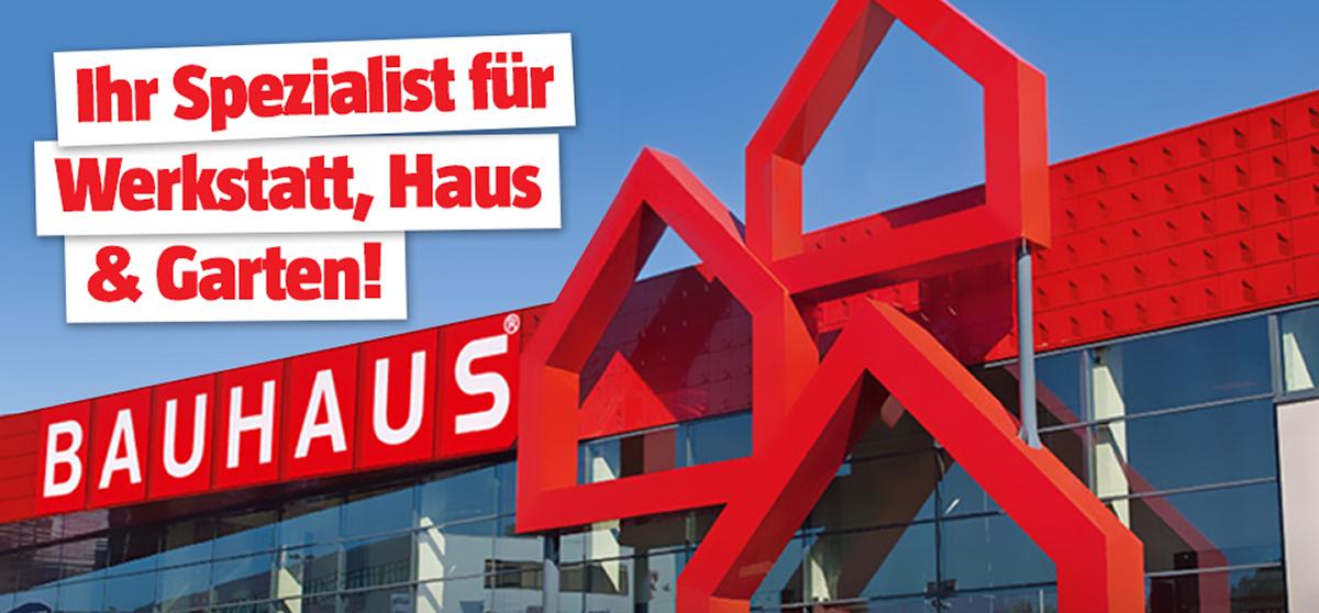 Arbeiten bei Bauhaus