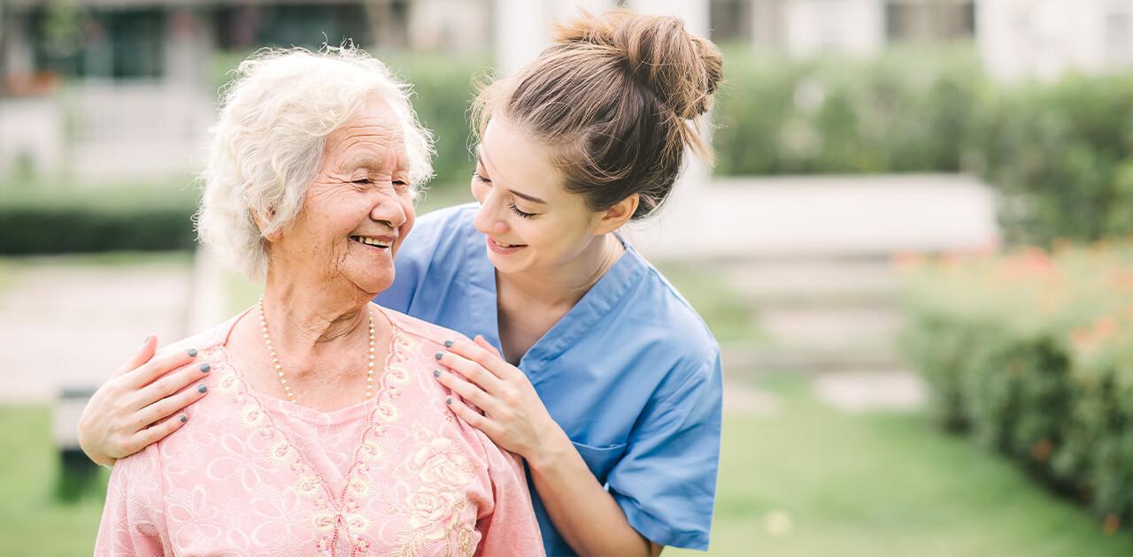 Was macht ein*e Altenpfleger*in?