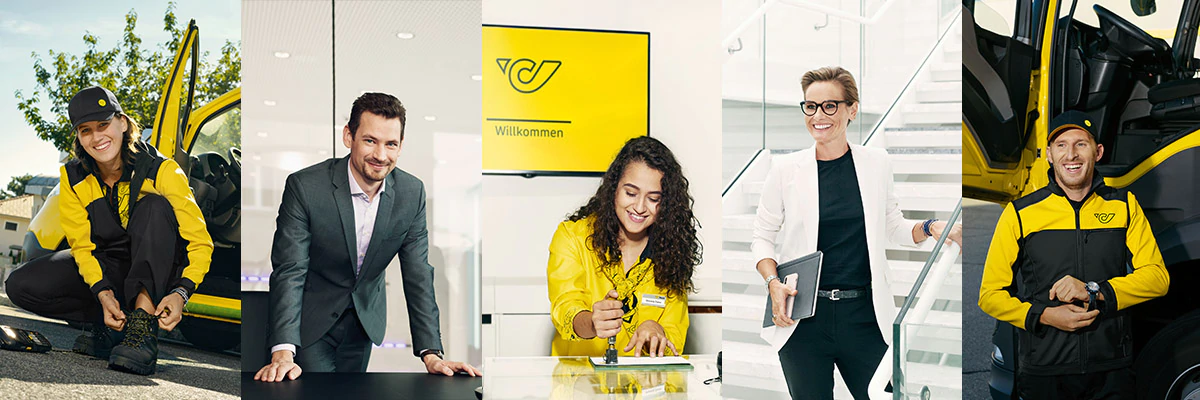 Karriere bei der Österreichischen Post AG